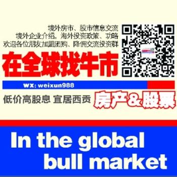 在全球找牛市