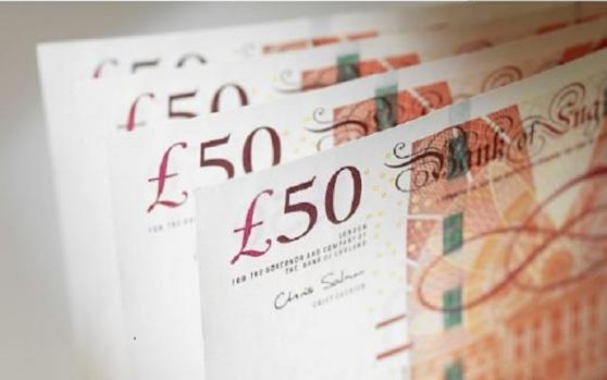 英国4月GDP同比暴增27.6%,央行提前加息预期利好英镑!