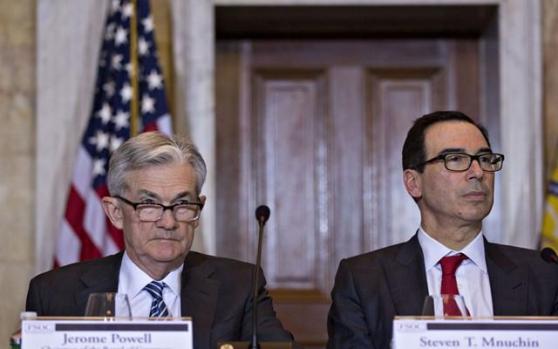黄金上行受阻,因疫苗研制传捷报,欧盟统一救助立场;且看美国货币财政一把手解疑释惑