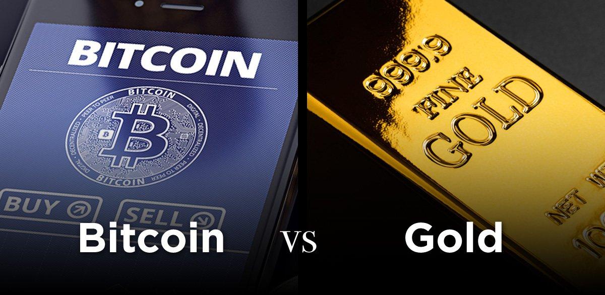 比特币vs黄金