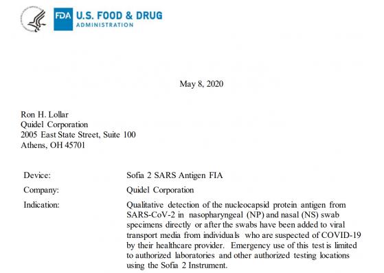 贝索斯、盖茨乞求的大面积测试来了!美国FDA火急准许新抗原测试